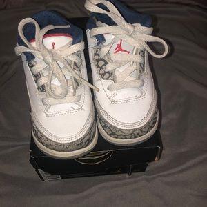 5c Jordan Retro 3s